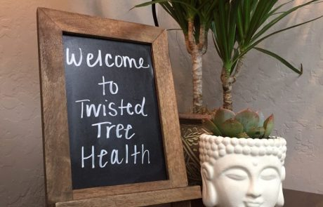 Twisted Tree Health, Welcome, Massage Therapy, Phoenix, Arizona
